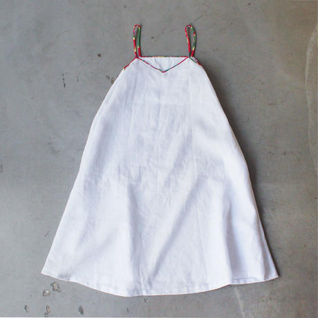 Shanghai   WOMEN  Camisole Dress  --- Linen