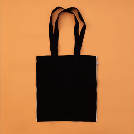 Tallinn  Sea Buckthorn  TOTE Black【STAYING with WILD COLORS】