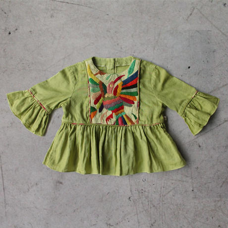 【REMAKE】  KIDS  Tunic 100