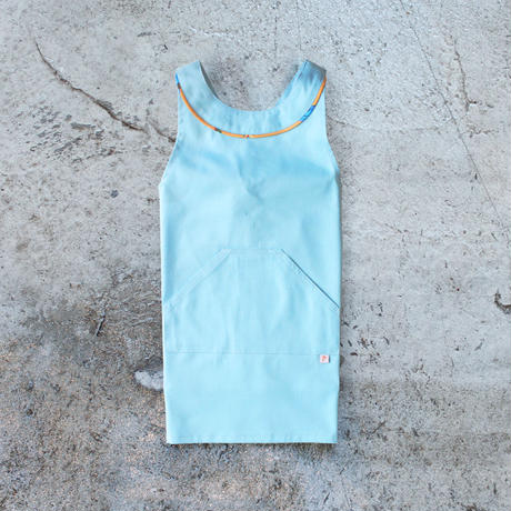 〈San Francisco + SKY BLUE〉KIDS WORK APRON