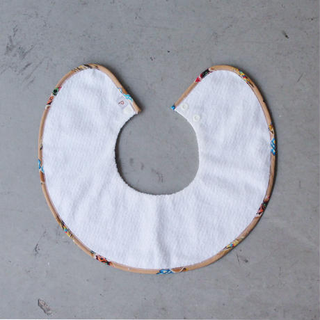 San Francisco  BABY  Circle Bib
