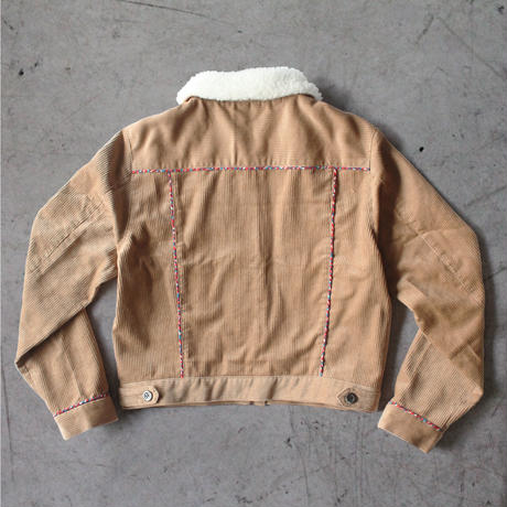Berlin  WOMEN  Corduroy Jacket --Beige