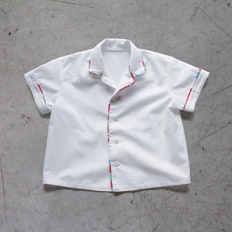 New York  KIDS  Open Collar Shirt  130