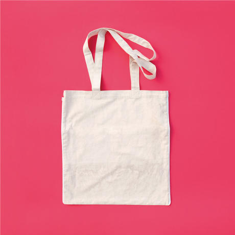 Jyväskylä  Raspberry  TOTE【STAYING with WILD COLORS】