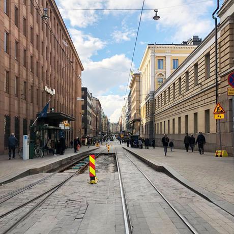 〈Helsinki + CHARCOAL GRAY〉KIDS WORK APRON