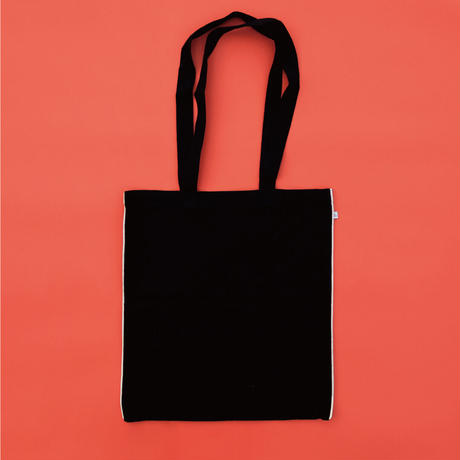 Jyväskylä  Japanese Rowan  TOTE Black【STAYING with WILD COLORS】