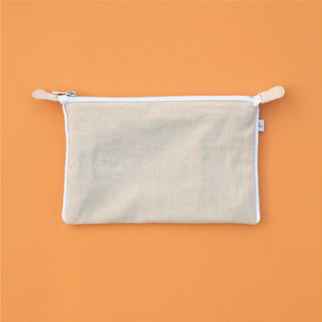 Tallinn  Sea Buckthorn  POUCH【STAYING with WILD COLORS】