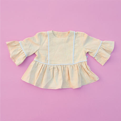 Jyväskylä  Fireweed  KIDS  Tunic 100【STAYING with WILD COLORS】