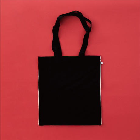 Jyväskylä  Cowberry  TOTE Black【STAYING with WILD COLORS】