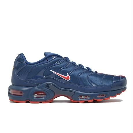 detailed look 9b588 b9a85 NIKE AIR MAX PLUS PSG NAVY RED WHITE ナイキ エアマックス...