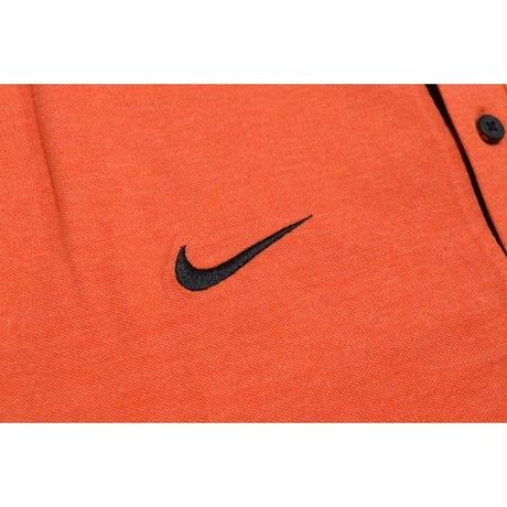 NIKE S/S POLO SHIRT MANCHESTER CITY FC ナイキ ポロシャツ マンチェスター シティ オレンジ