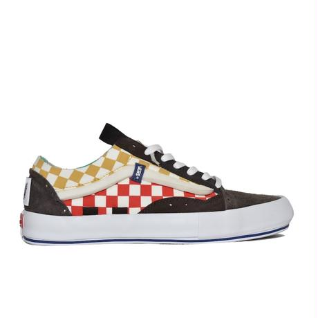 VANS  VAULT OLD SKOOL  CAP LX REGRIND MULTI オールドスクール