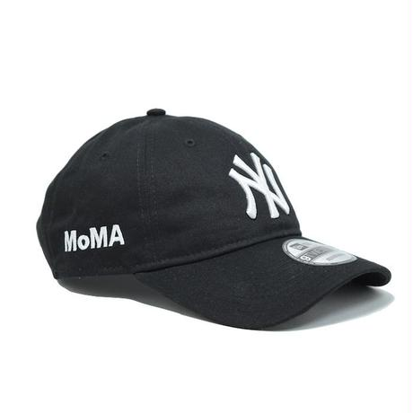 NEW ERA × MoMA 9TWENTY STRAP BACK CAP BLACK NY YANKEES ニューエラ ヤンキース キャップ ブラック