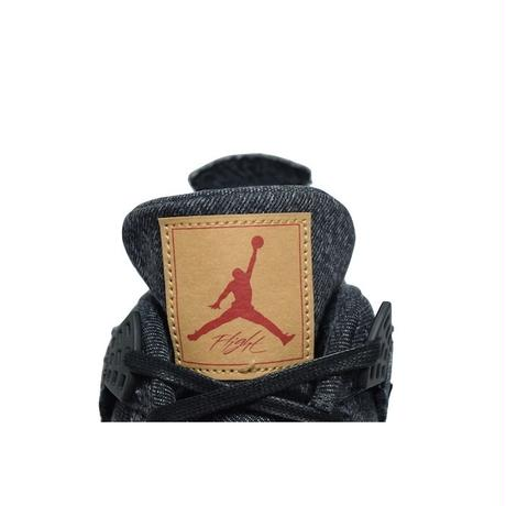 NIKE × LEVI'S AIR JORDAN 4 RETRO NRG BLACK DENIM ナイキ エアジョーダン リーバイス