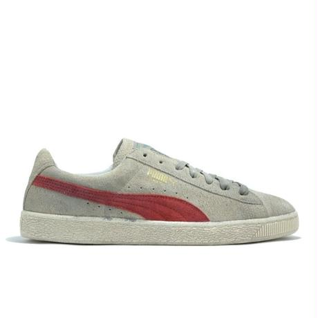 PUMA × ALIFE SUEDE WHISPER  WHITE AMAZON プーマ スエード