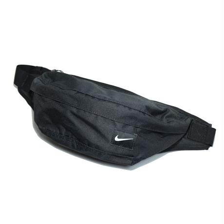 NIKE WAIST BAG  BLACK ナイキ ウエストバッグ ボディーバッグ ショルダーバッグ ブラック