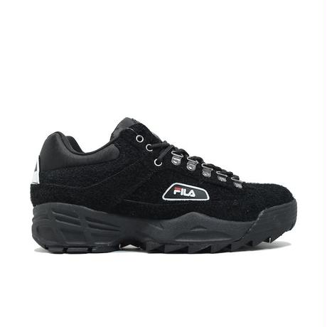 FILA TRAILRUPTOR BLACK フィラ  ブラック