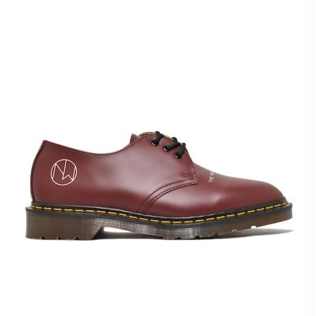 DR MARTENS × UNDER COVER 3EYE SMOOTH SHOES CHERRY RED ドクターマーチン アンダーカバー ブーツ チェリーレッド