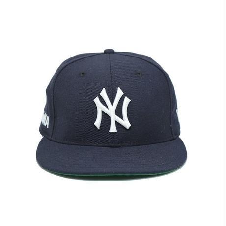 NEW ERA × MoMA  NY  YANKEES 59FIFTY CAP NAVY ニューエラ ヤンキース モマ キャップ ネイビー