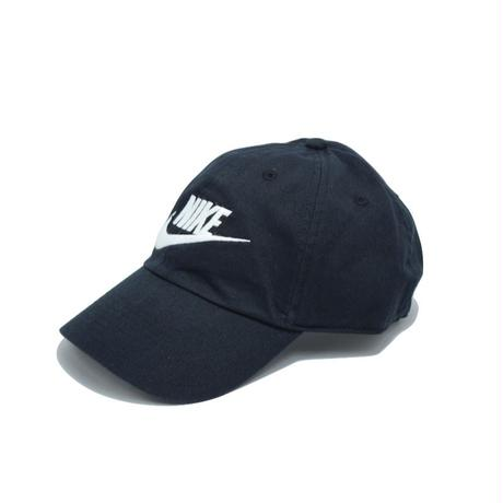 NIKE FUTURA LOGO 6PANEL CAP BLACK ナイキ キャップ