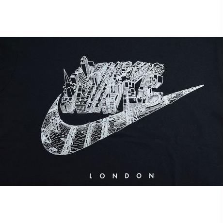 NIKE S/S TEE CITY OF LONDON BLACK ナイキ ロンドン Tシャツ ブラック