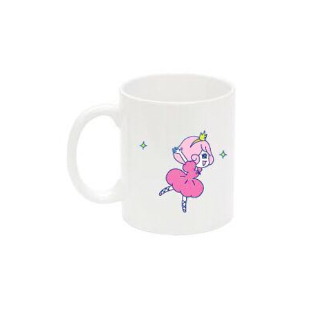 姫マグカップ