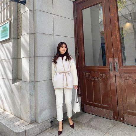 boa short coat