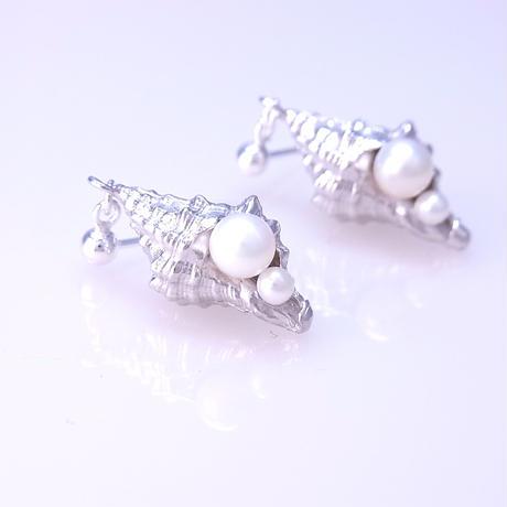 【enjhu.】sea shell pierce