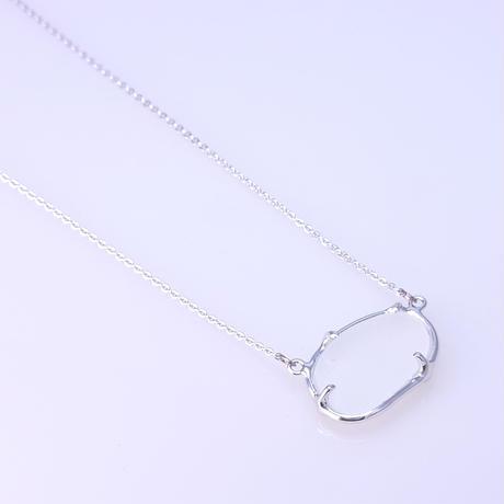 【enjhu.】sea gless pendant