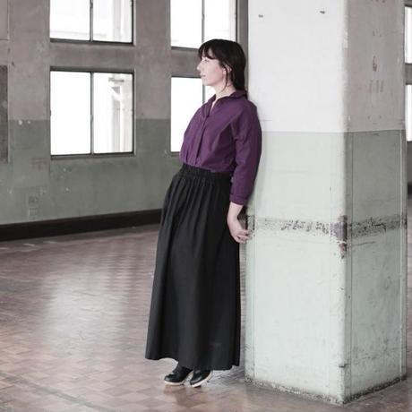 miiThaaii ベルマ ロングギャザースカート FAW520