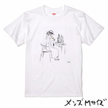「個性の異なるシャルドネ」Tシャツ
