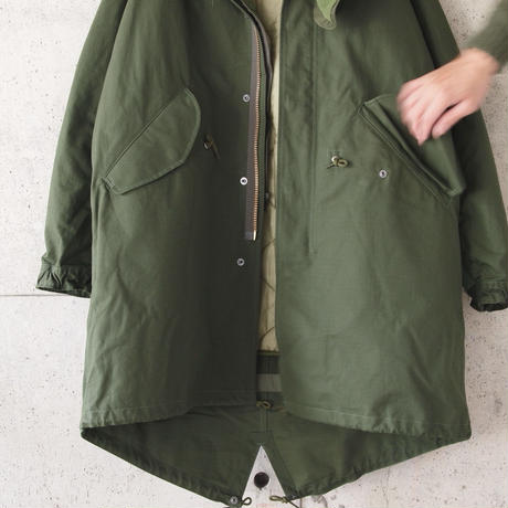 SUNNY SPORTS〈サニースポーツ〉 M-51 FIELD JACKET OLIVE