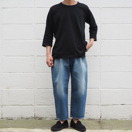【unisex】Ordinary fits〈オーディナリーフィッツ〉 TACK 5P DENIM used