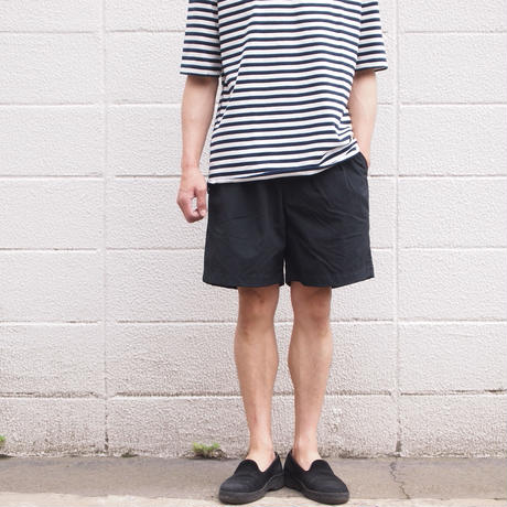 【unisex】Ordinary fits〈オーディナリーフィッツ〉 POOL SHORTS BLACK