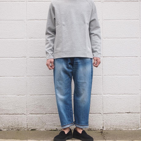 【unisex】Ordinary fits〈オーディナリーフィッツ〉 FARMERS 5P DENIM used