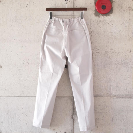 Manual Alphabet〈マニュアルアルファベット〉 ATTACHMENT TROUSERS (MA-P-085) CLOUD