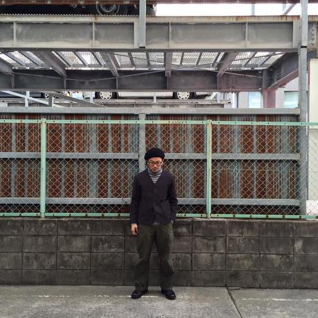 Ordinary fits〈オーディナリーフィッツ〉 ENGINEER JACKET sashiko (OM-T028) CHARCOAL