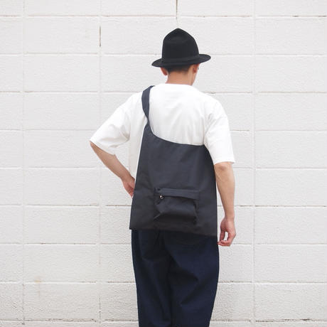 ODDS〈オッズ〉ONE SHOULDER BAG BLACK