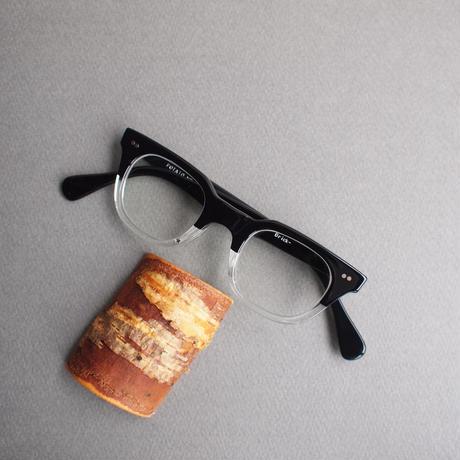POTATO MEGANE〈ポテトメガネ〉Brick BLACK-PT108/BROWN-PT110