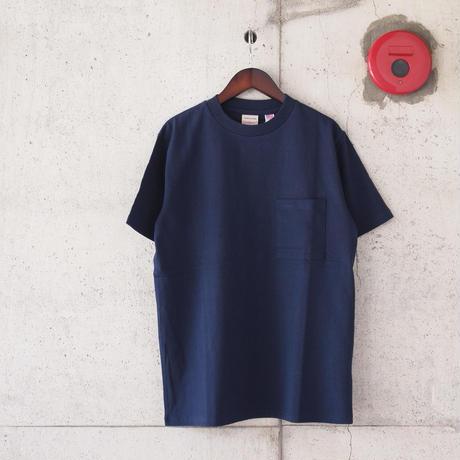 Goodwear〈グッドウェア〉 U.S.A COTTON  REGULAR FIT T-Shirts NAVY