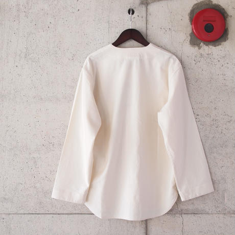 【unisex】5W〈ゴワット〉  Goun china - Organiccotton NATURAL