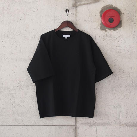 【unisex】Ordinary fits〈オーディナリーフィッツ〉UNISEX TEE BLACK