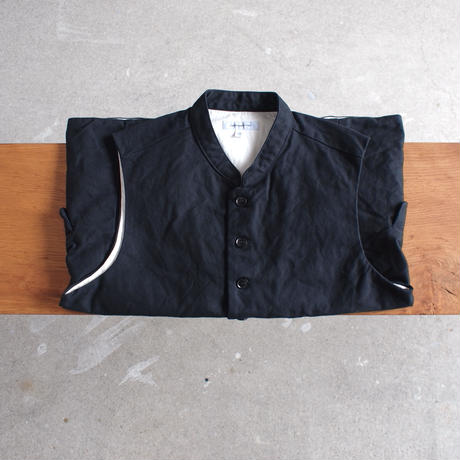 Ordinary fits〈オーディナリーフィッツ〉YARD VEST BLACK