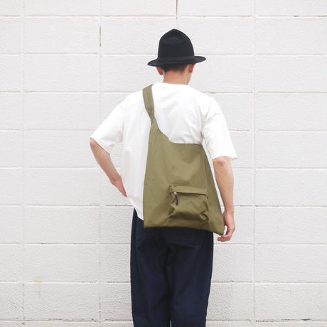 ODDS〈オッズ〉ONE SHOULDER BAG OLIVE