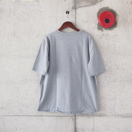 【unisex】have a good day〈ハブアグッデイ〉LOOSE FIT TEE GREY