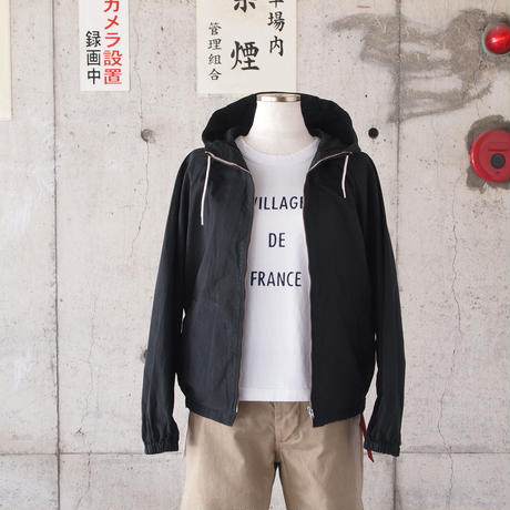 【unisex】Ordinary fits〈オーディナリーフィッツ〉 DAY PARKA BLACK