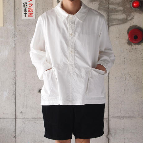 【unisex】Ordinary fits〈オーディナリーフィッツ〉 PICNIC SHIRTS OFF