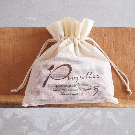 Propeller 5〈プロペラファイブ〉 BALLOON SHOULDER WALLET