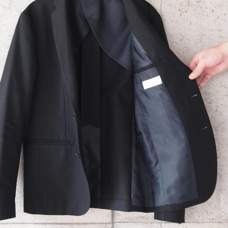 Manual Alphabet〈マニュアルアルファベット〉 アンティークホップサック2Bジャケット BLACK