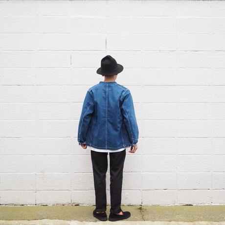 【unisex】Ordinary fits〈オーディナリーフィッツ〉 DENIM COVERALL 1st used USD